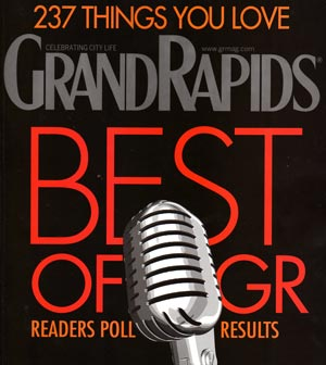 Grand Rapids Readers Poll